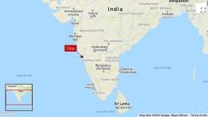 India covid-19 pruebas Goa