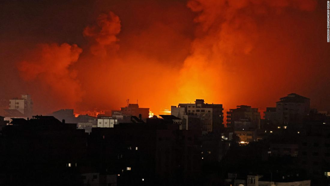 Image Las 5 cosas que debes saber este 17 de mayo: Se agrava la crisis en Israel y Gaza
