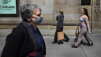 Dr. Sanjay Gupta: El complicado cálculo sobre el uso de mascarillas