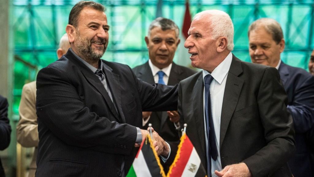 Hamas y Fatah llegan a acuerdo en 2017