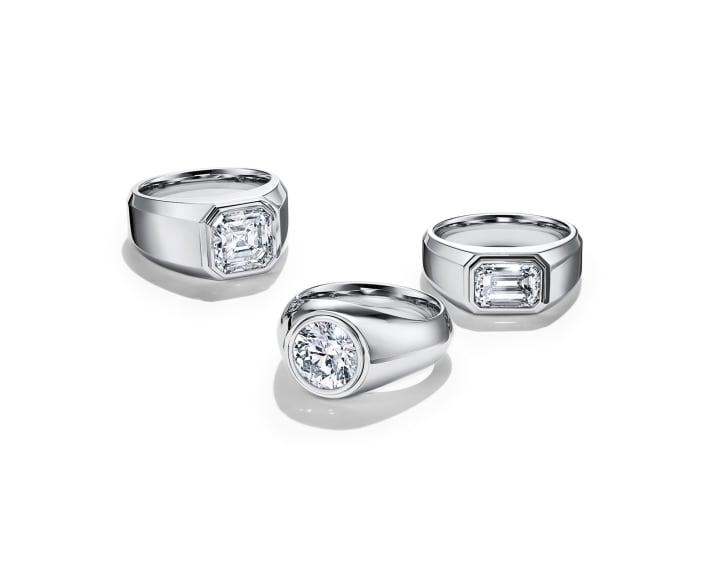 Tiffany anillo