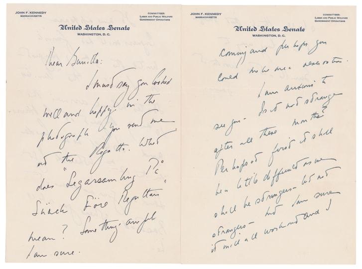 carta JFK