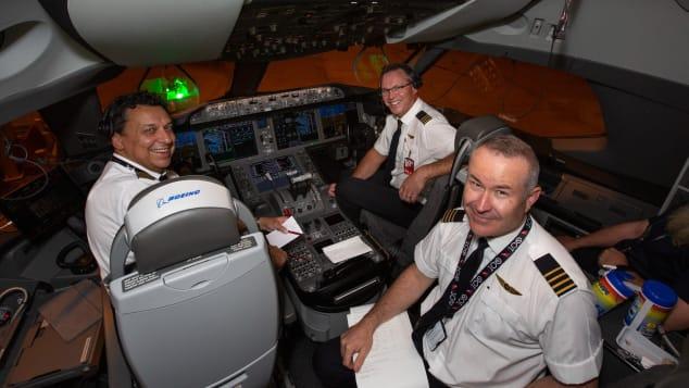 Qantas superluna