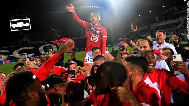 Lille Francia fútbol