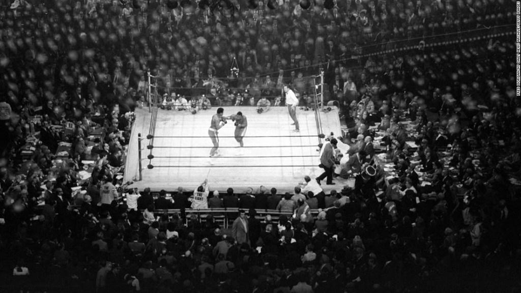 Ali vs. Frazier en 1971