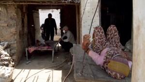 Crisis en India: devastadoras escenas en zonas rurales