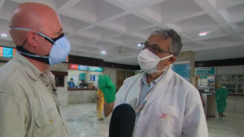 india covid sin oxigeno vacunas