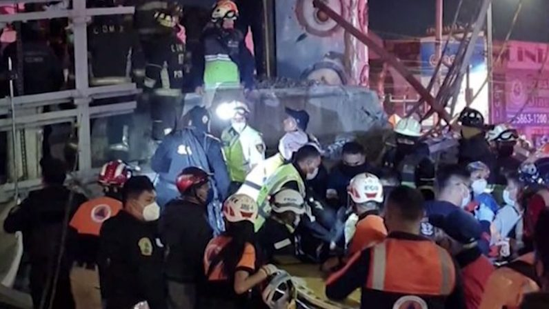 metro mexico accident dead injured international brk