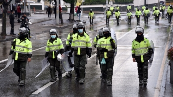 fallecidos colombia violencia pkg michael roa