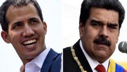 Maduro está dispuesto a reunirse con Guaidó