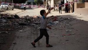 Israel acusa a Hamas de usar niños como escudos