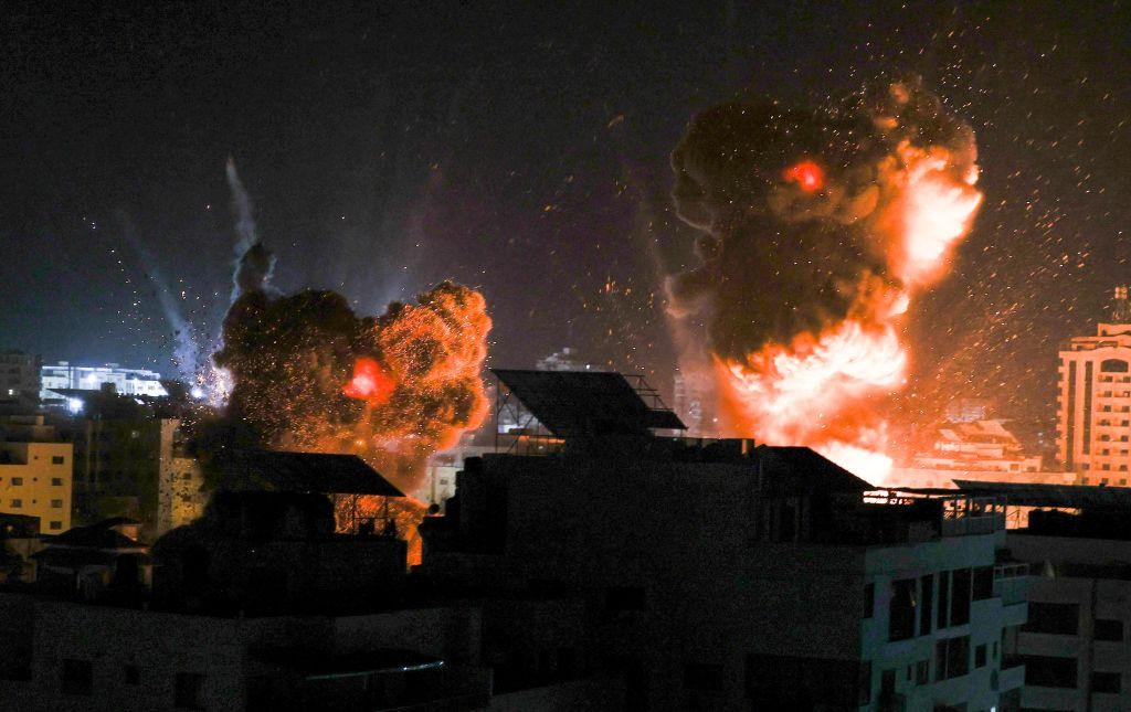 Violencia entre Israel y Gaza llega a su segunda semana