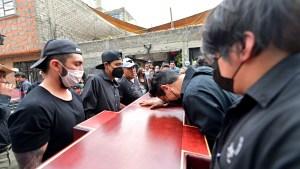 Familiares de víctimas en la tragedia del metro de México buscan denunciar a funcionarios