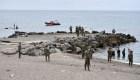 Ya son al menos 8.000 los migrantes en Ceuta