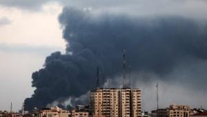 Israel acepta cese al fuego en Gaza