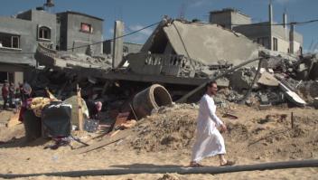 Historias de palestinos sobrevivientes a ataques a Gaza