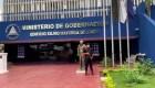 Periodistas comparecen por presunto lavado de dinero