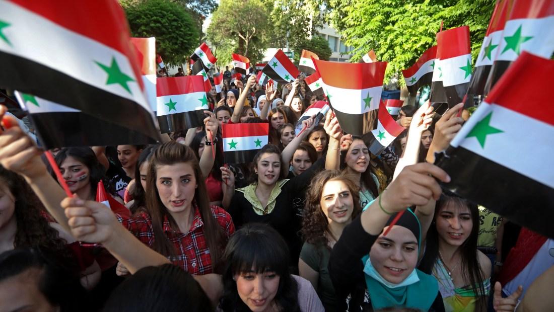 """EE.UU. califica de """"farsa"""" las elecciones en Siria"""