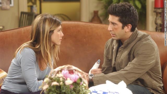 Schwimmer avoue son amour pour Aniston sur Friends