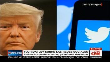 Ley sobre redes sociales de la Florida ya enfrenta demanda