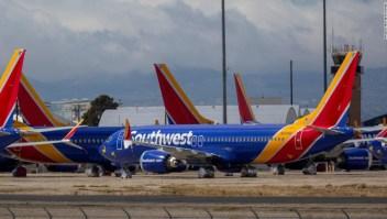 Agresión de pasajera a una auxiliar de vuelo de Southwest quedó registrada en video