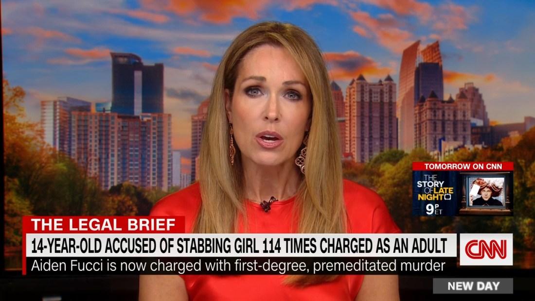 un adolescente es acusado de apuñalar a una joven 114 veces: será juzgado como adulto