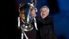 Carlo Ancelotti, la inesperada elección del Real Madrid