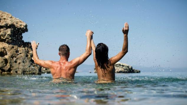 playas nudistas