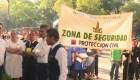 Un simulacro de sismo trae malos recuerdos a mexicanos