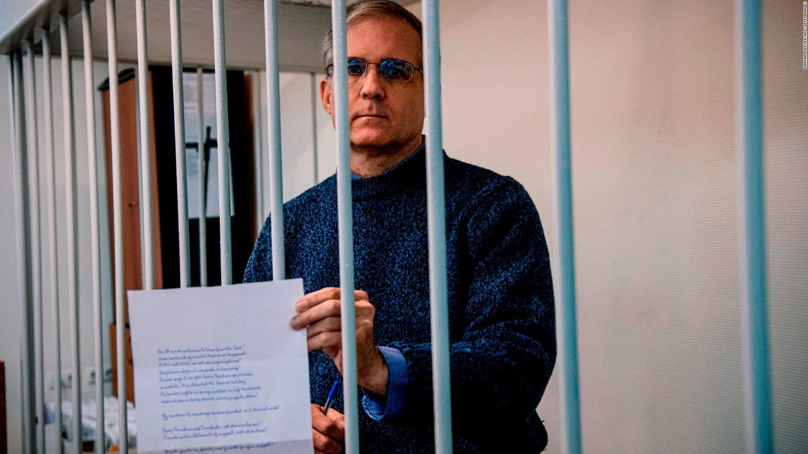 Paul Whelan, detenido en Rusia