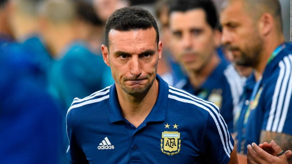 Scaloni dice por qué Argentina no se hospedará en Brasil