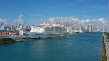 EE.UU.: vuelven los cruceros desde Florida y Texas