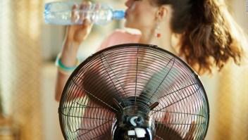 Cómo mantenerte fresco sin aire acondicionado