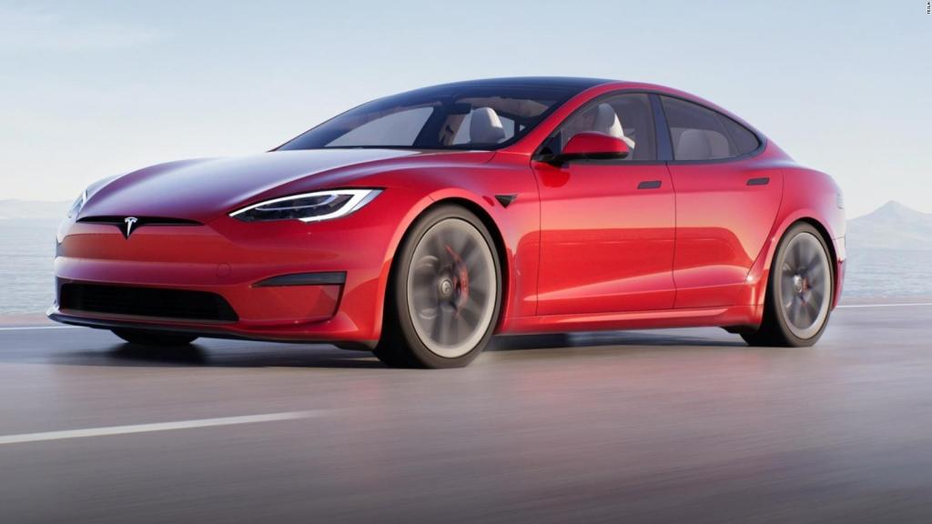 Tesla cancela la producción del modelo S Plaid+
