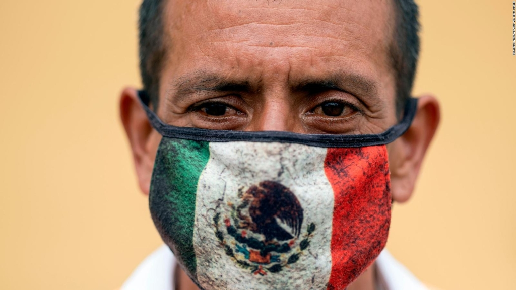 Contagios de covid-19 en México están a la alza