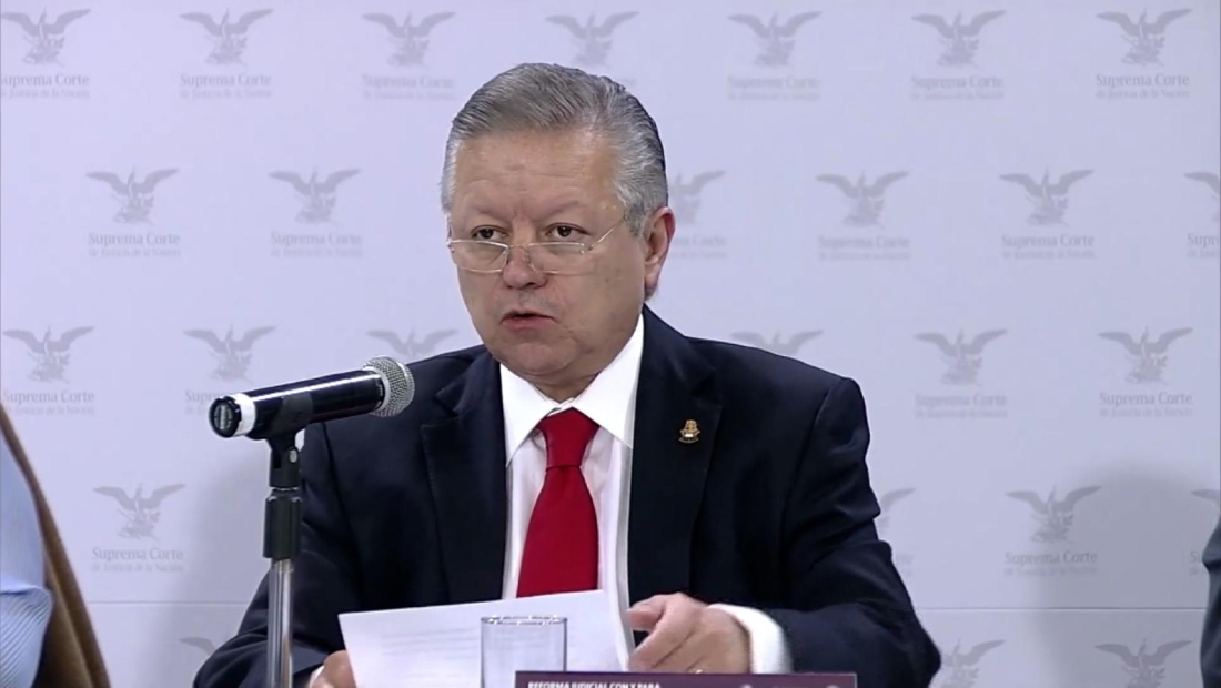 "México: entra en vigor la ""ley Zaldívar"""