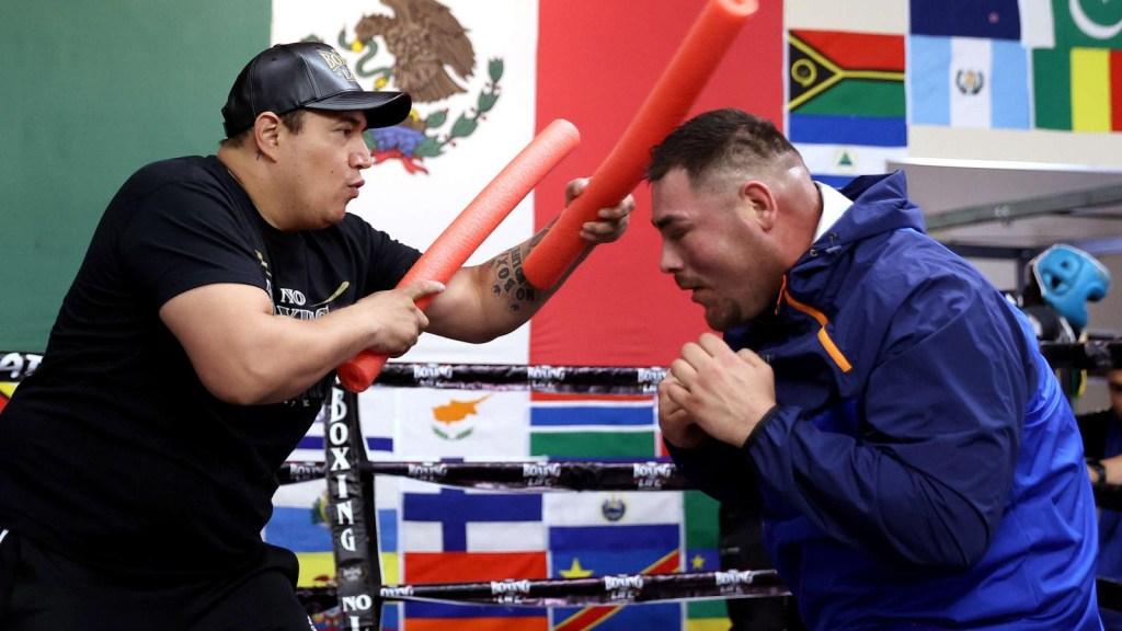 Eddy Reynoso, cultivating champions