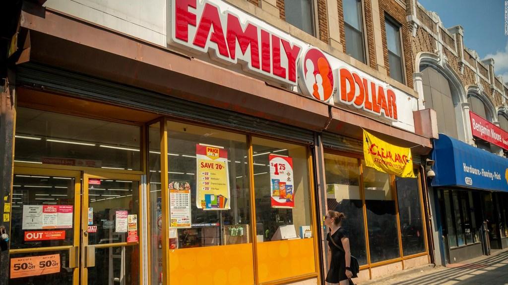 EE.UU.: las tiendas Dollar ya venden alimentos frescos