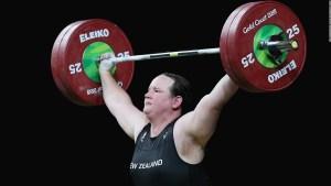 Laurel Hubbard, primera atleta transgénero en Olímpicos