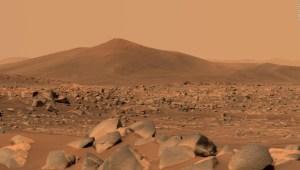 Nuevo recorrido en Marte del rover Perseverance