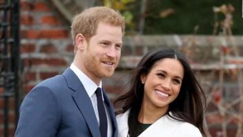 Nace la hija del príncipe Harry y Meghan