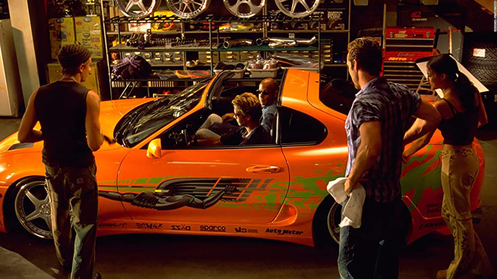 """Mira el auto de Paul Walker en """"Rápido y Furioso"""" que se acaba de vender por US$ 550.000"""
