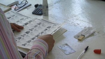 INE: Sin cubrebocas, elector no podrá votar el 6 de junio