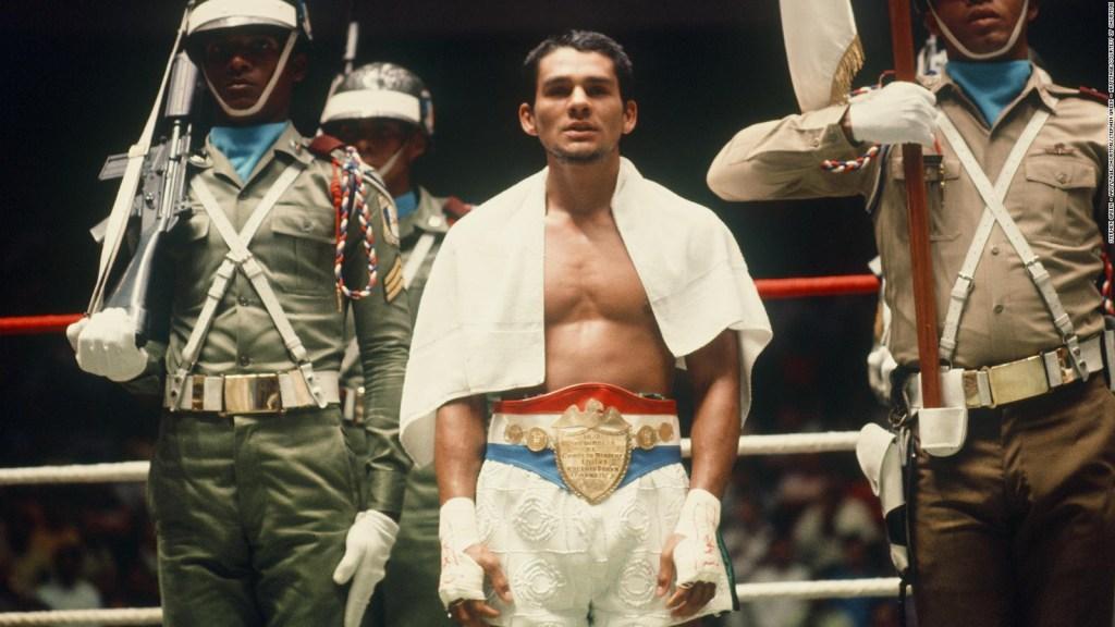 """Roberto Durán, among the """"Kings"""" historical boxing"""