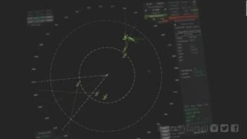 Video de posibles ovnis sobre un buque de EE.UU.
