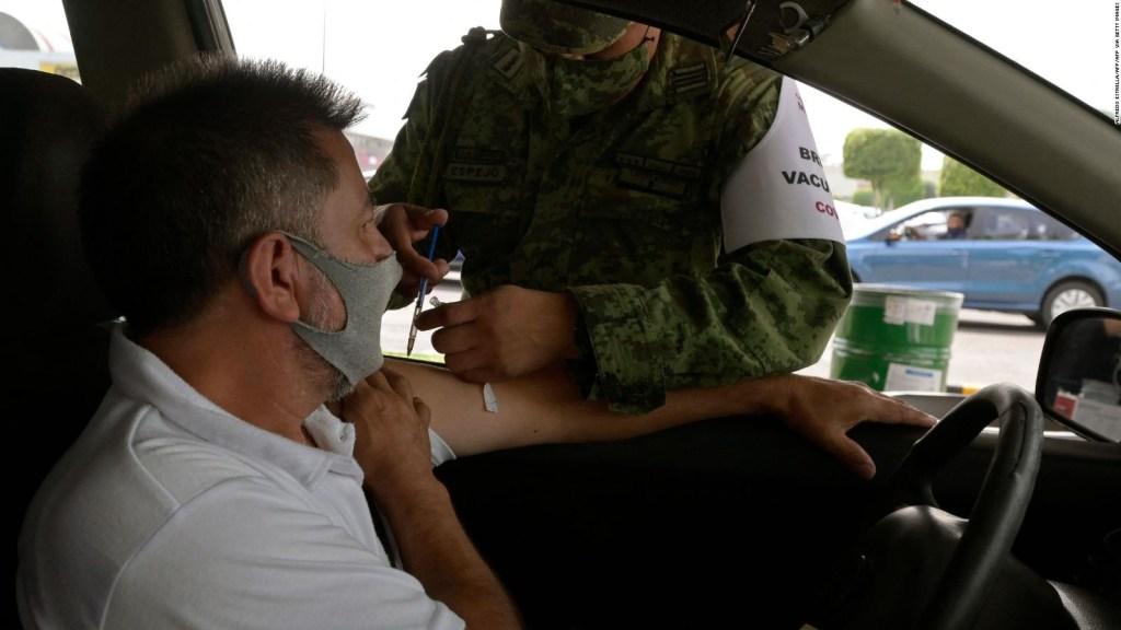 México entregará vacuna AstraZeneca a 17 países de Latinoamérica
