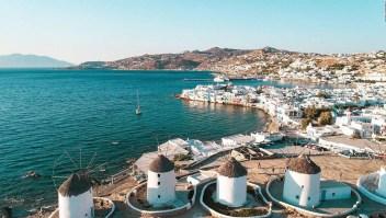 Grecia alista el regreso de las fiestas a sus islas