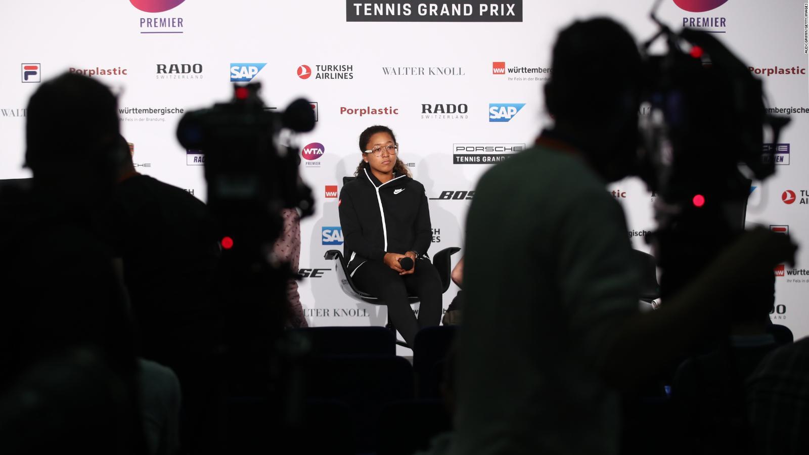 Nadal y Serena, opiniones distintas sobre Naomi Osaka