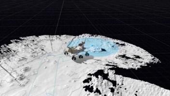 Así mapea el Perseverance el suelo de Marte
