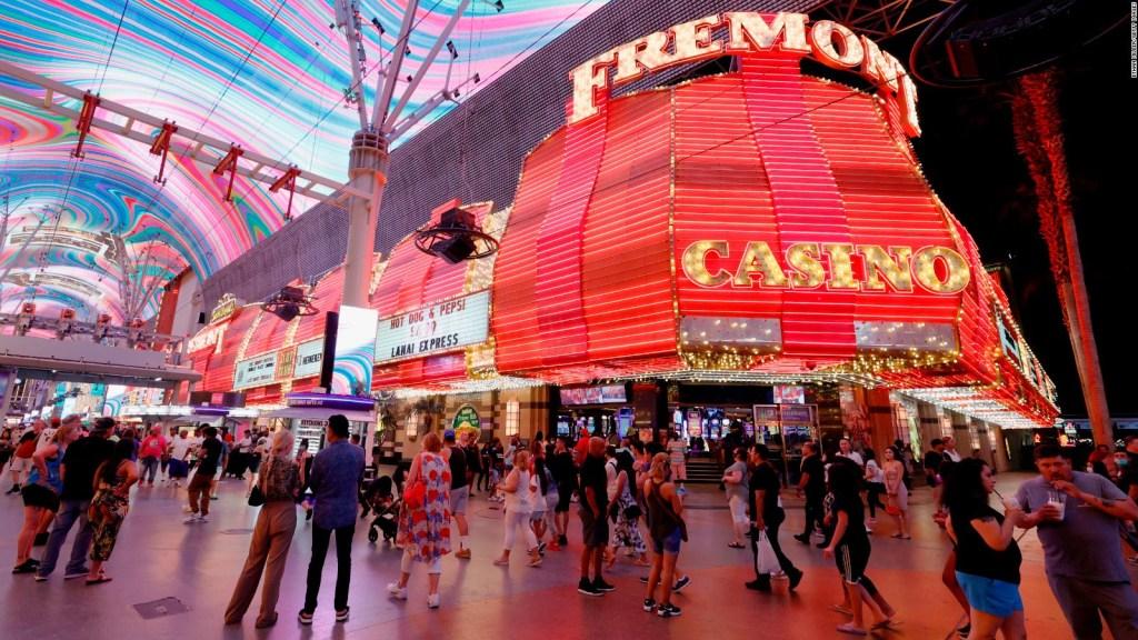 Las Vegas reabre al 100% de su capacidad